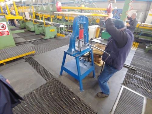 controlli steel division bst tubi